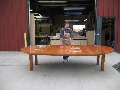 Custom Made Cherry Dining Table