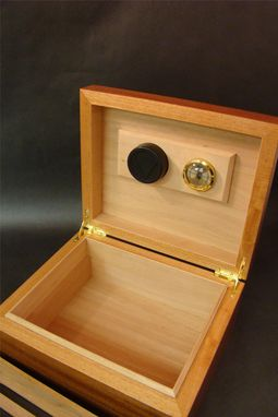 Custom Made Custom Personalized Humidors For Every Occasion.
