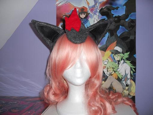 Custom Made Zorua Ears