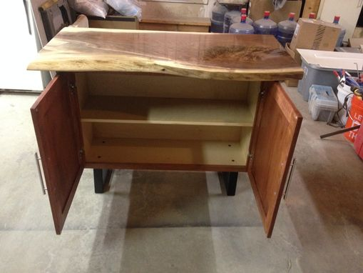 Custom Made Storage/Bar Cabinet