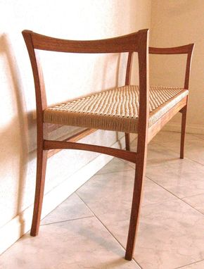 Custom Made Barbadian Bench