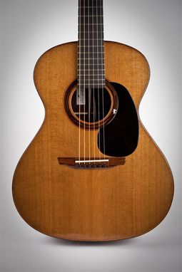 Custom Made 2010 Acoustic Guitar With Carbon Reinforcement