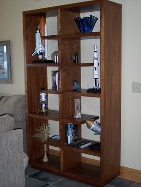 Custom Made Contemporary Shelf Unit