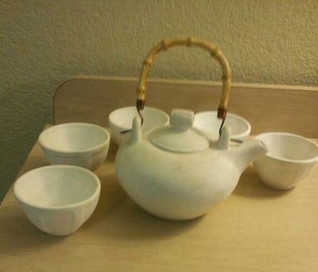 Custom Made Tea Set
