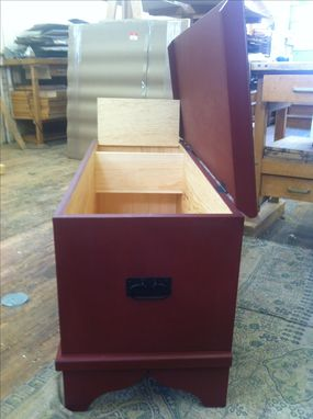 Custom Made Classic 6 Board Chest