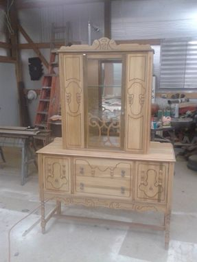 Custom Made Rework Dining Room Furniture