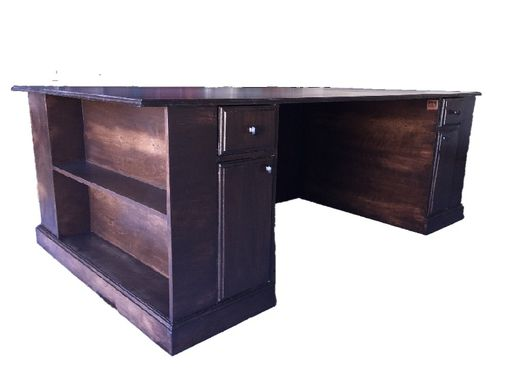 Custom Made Timeless Executive Classic Office Desk