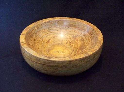 Custom Made Eye Of The Storm Bowl