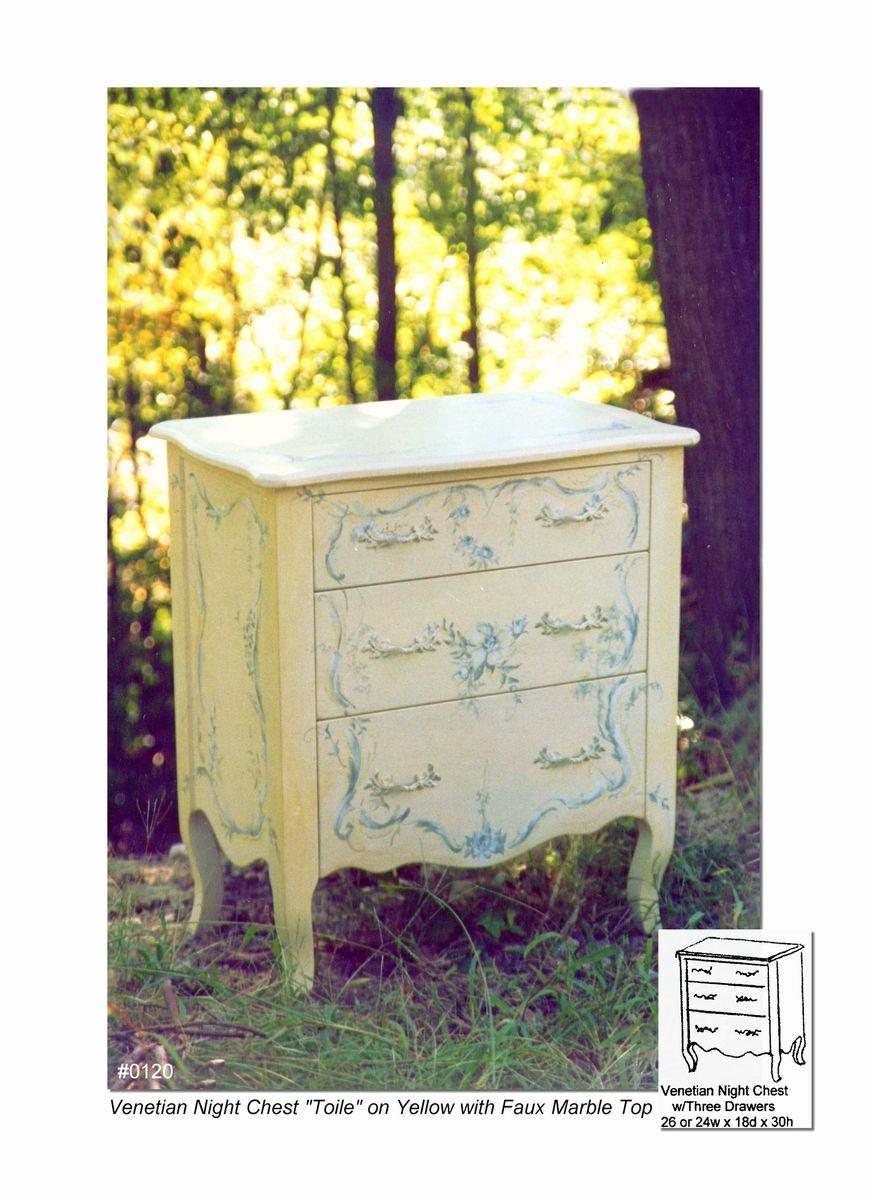 Jane Harrington: Pieces Hand Painted Furniture | Marlborough, MA