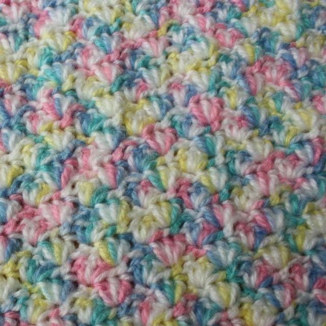 Custom Crochet Baby Blanket Pattern Simple Shell Pattern Easy By Enchanting Crochet Baby Blanket Shell Pattern