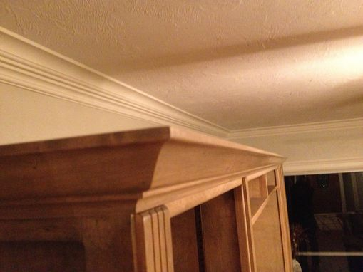 Custom Made Maple Media Center