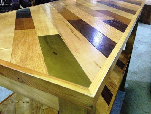 Custom Made Custom Kitchen Island On Casters