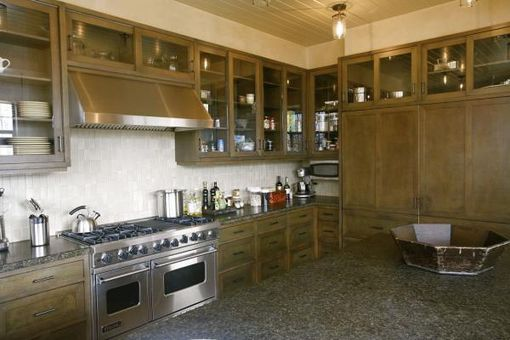 Custom Made Custom Rift White Oak Kitchen