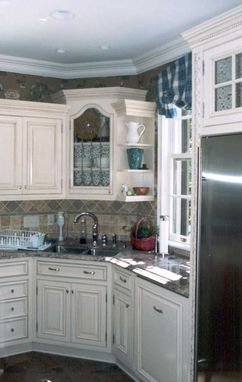 Custom Made Kitchen Cabinets - Part One