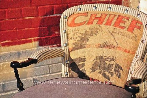 Custom Made Chief Chair
