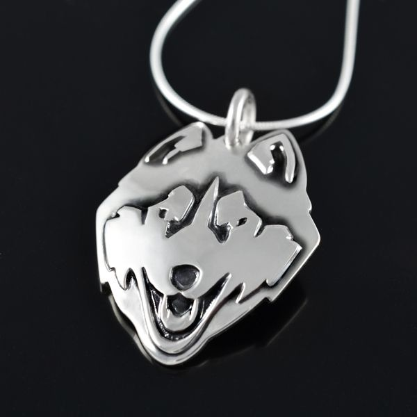 Custom Uconn Huskies Logo Pendant By Earthforge Designs Custommade