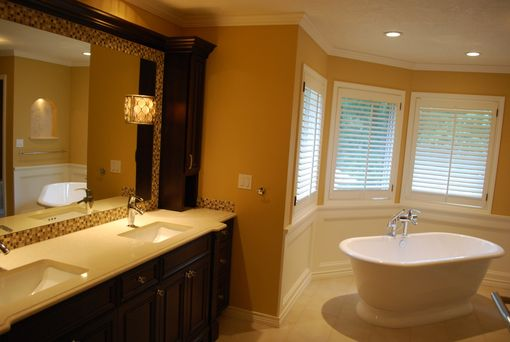 Custom Made Bath Cabinetry