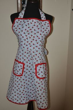 Custom Made Full Apron/Retro Style