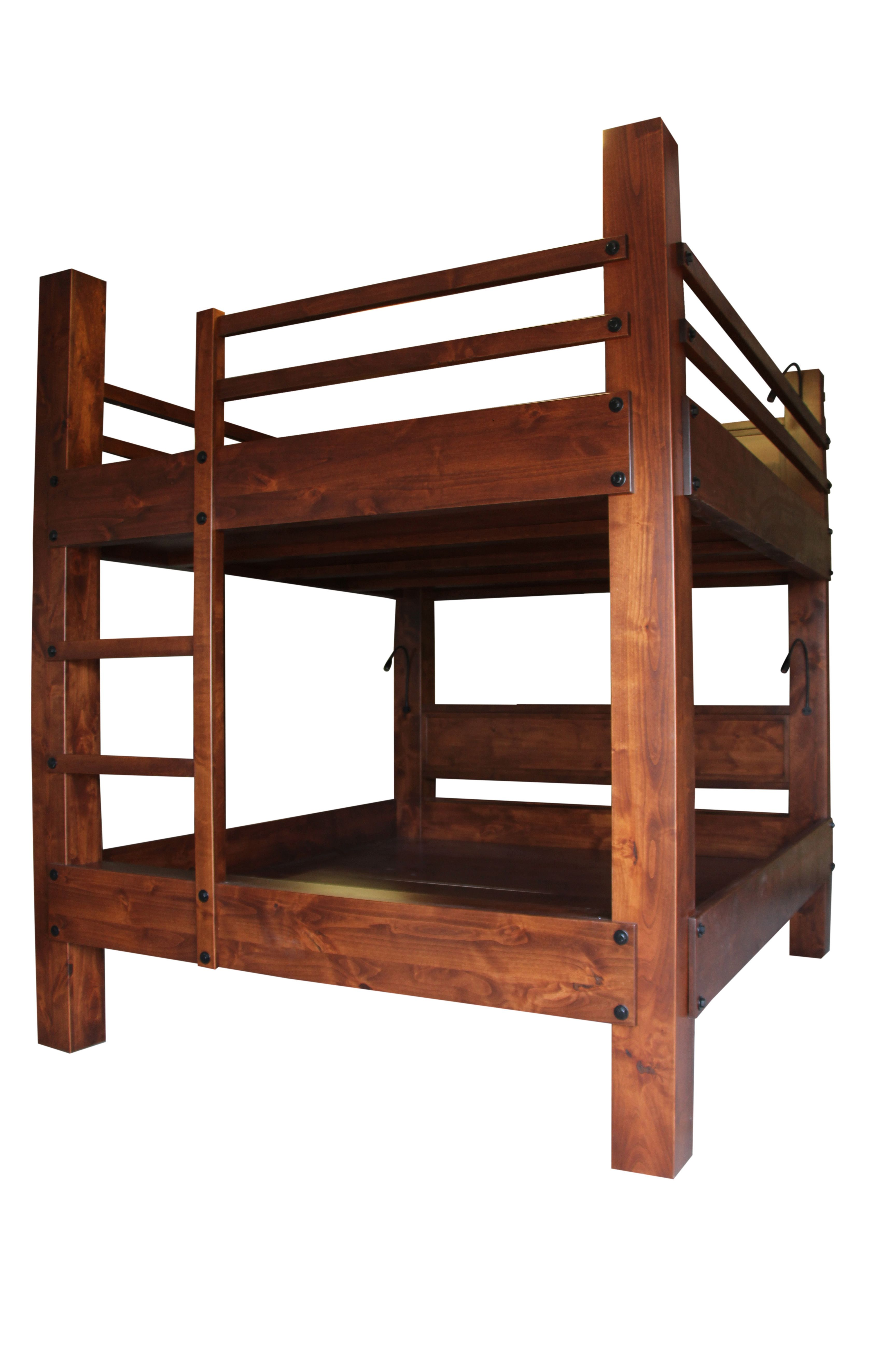 King Over Bunk Bed