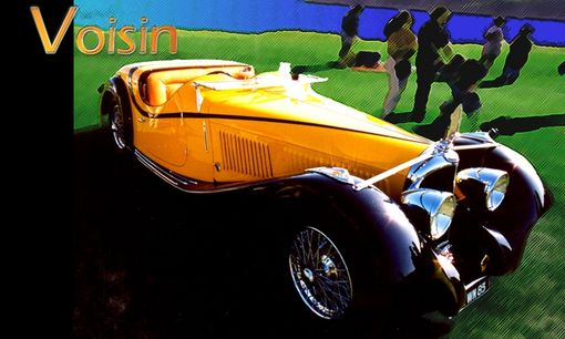 Custom Made Voisin – New Wood For A Classic French Beauty