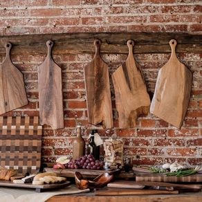 Live Edge Walnut Cutting Board And Serving Boards. Limited Inventory!  Please See Other Listings