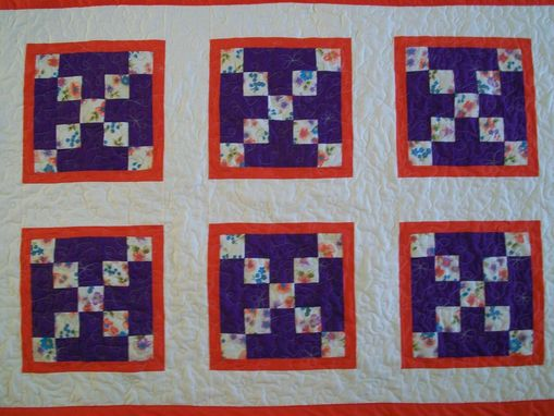 Custom Made Retro Apron Memory Quilt