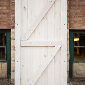 Custom Barn Doors And Sliding Barn Door Hardware