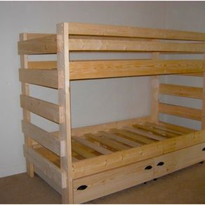 Custom Bedroom   CustomMade com Bunk  Loft  Twin  And Day Beds by Ray Owen. Custom Bedroom Furniture. Home Design Ideas