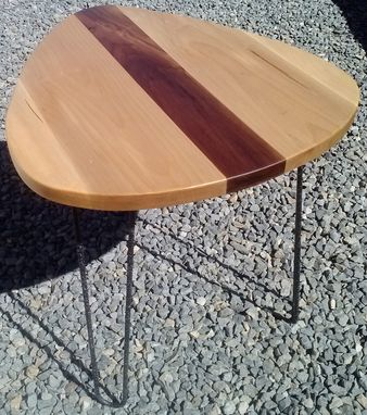 Custom Made Flatpicker/Splitpicker/Marleypicker End Tables