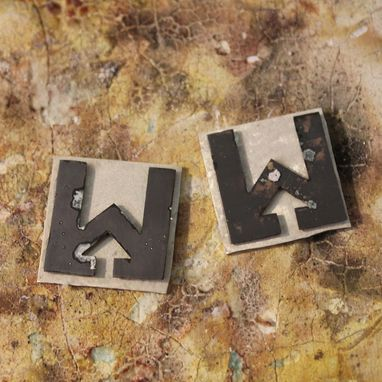 Custom Made Welch Foundation Cufflinks
