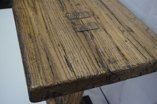 Custom Made The Homestead Table.  1800'S