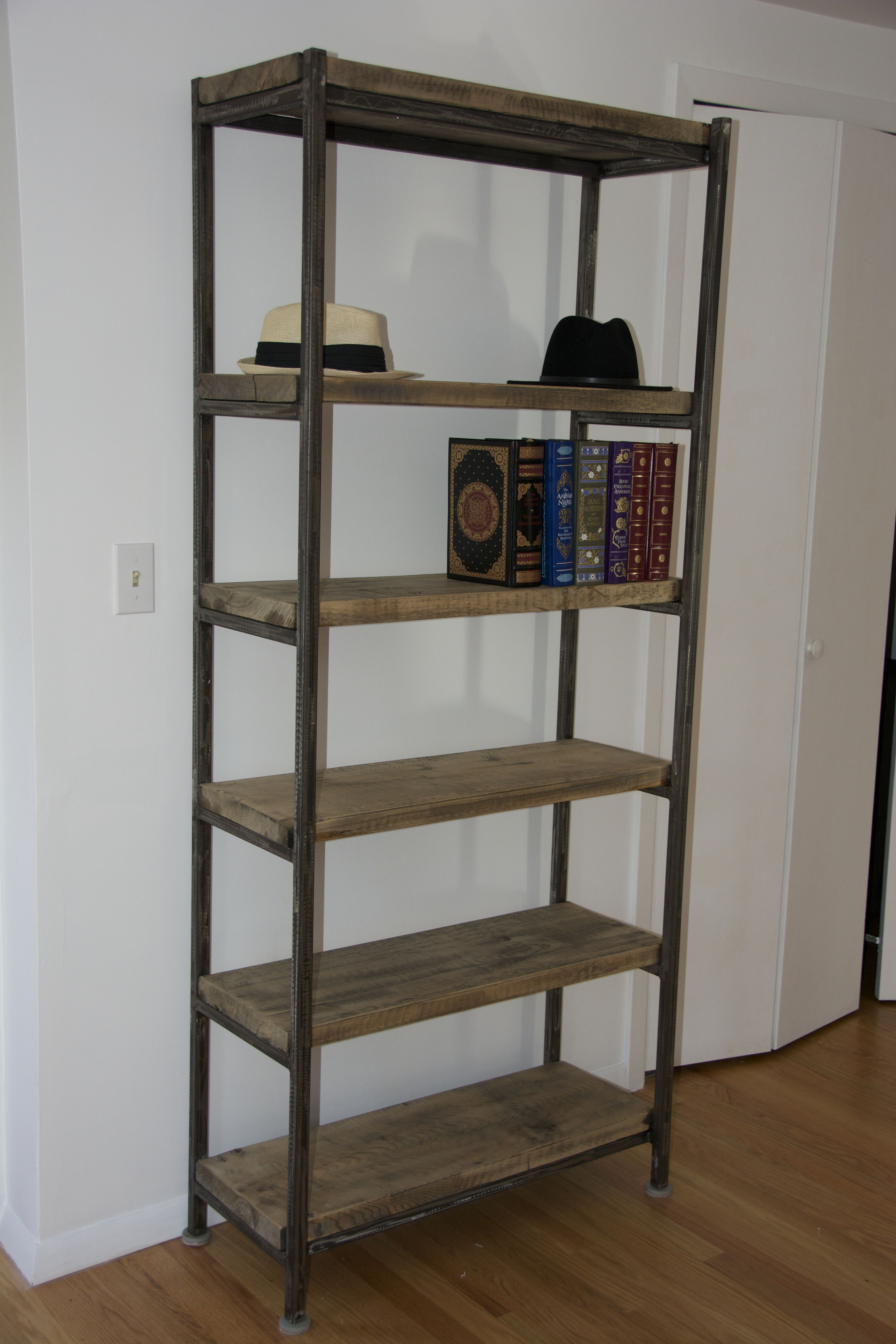 bookcase bookcases darbylanefurniture of types must you com and amazing antique wood have metal coaster barritt