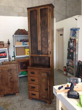 Custom Made Custom Made Pantry