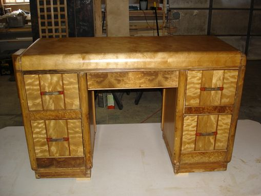 Custom Made Antique Desk Refinish