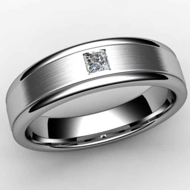 Ultimate Guys Ring Mens Wedding Band Mans Engagement By