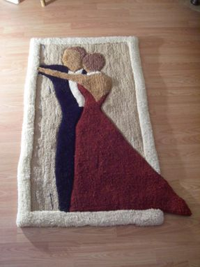 Custom Made Any Design Custom Hand Made Wool Rug