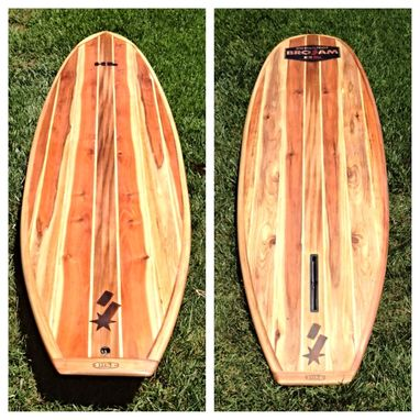 Custom Made Custom Hand Made Hollow Wood Surfboard