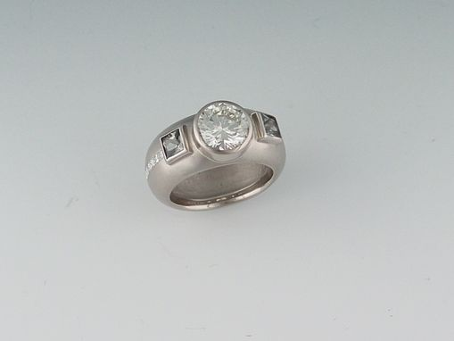 Custom Made New Diamond Ring