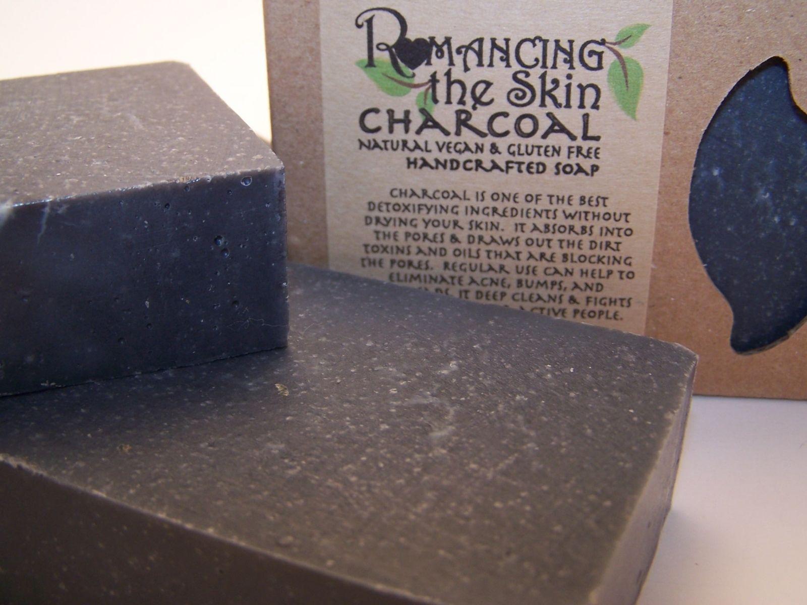 Custom Made Coal Tar Handmade Lye Soap Vegan Amp Gluten