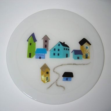 Custom Made Village Plate