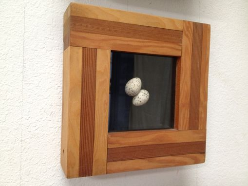 Custom Made Shadow Boxes + Framed Pieces