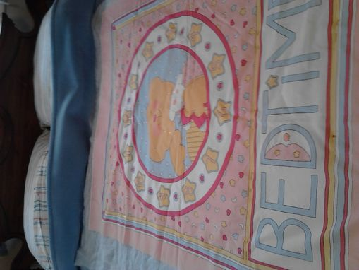 Custom Made Large Crib Quilts