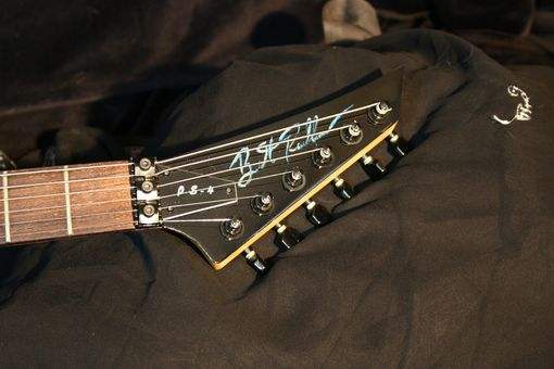 Custom Made Jackson Modification