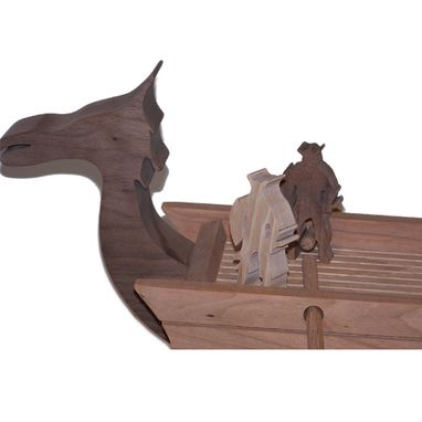 Custom Made Custom Made Viking Ship
