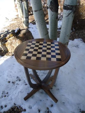 Custom Made Custom Chess Table