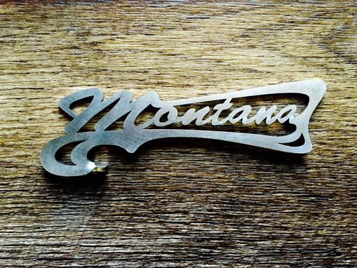 Custom Made Custom Bulk Order Stainless Bottle Laser Cut Bottle Opener