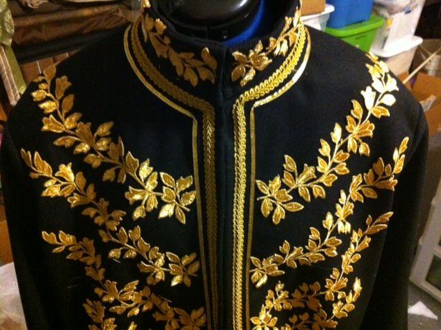 0ab1a0fe82 Hand Crafted Jewish Rabi Robe And Miznefet by GabbiGirlz ...