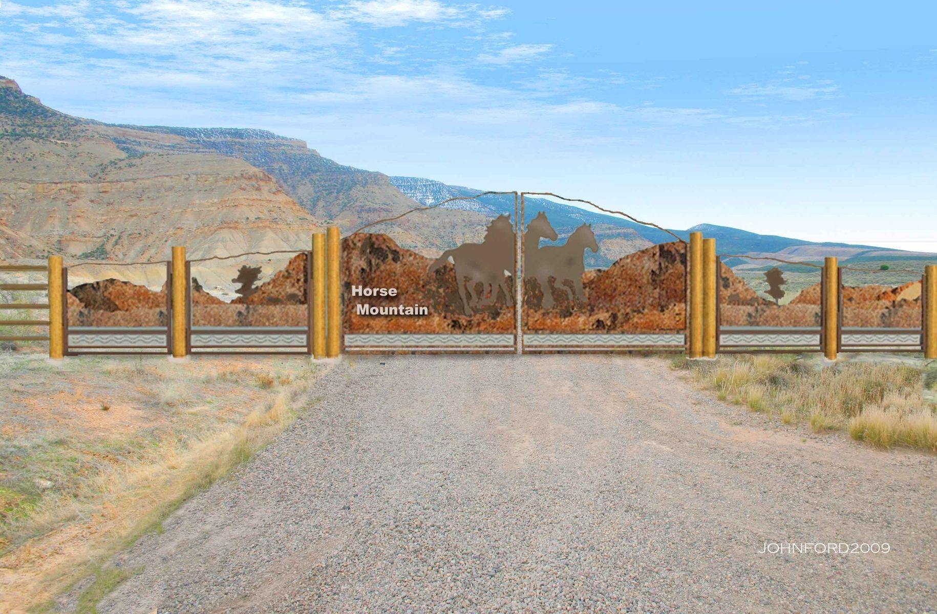 Home Design Gate Ideas: Handmade Custom Driveway Gate By Jf Metal Designs