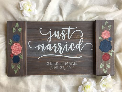 Custom Made Just Married