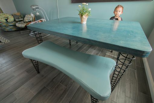 Custom Made Modern Dining Table